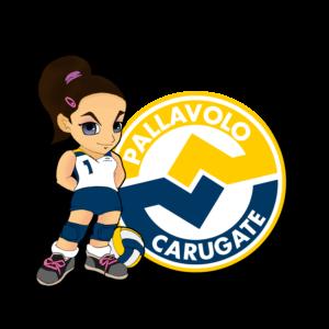 PALLAVOLO CARUGATE Logo